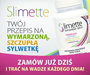 Slimette - twój przepis na wymarzoną, szczupłą sylwetkę