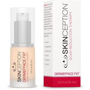 skinception dermefface fx7 300x300 Sposoby na blizny różnego pochodzenia