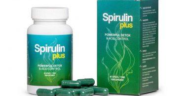 spirulin plus tabletki na odkwaszenie i oczyszczenie organizmu