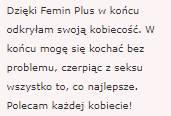 femin plus opinie 2 Femin Plus Najsilniejsze Tabletki na Poprawę Libido u Kobiet