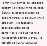 femin plus opinie 3 Femin Plus Najsilniejsze Tabletki na Poprawę Libido u Kobiet