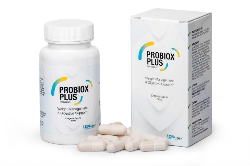 probiotyki na odchudzanie Probiox Plus
