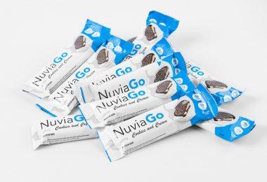 NuviaGo baton proteinowy coś słodkiego dla odchudzających się