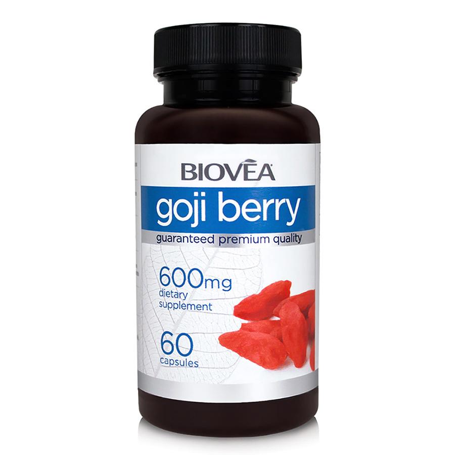 Jagody Goji W Tabletkach Of Goji Berry 600mg Jagody Goji W Kapsu Kach