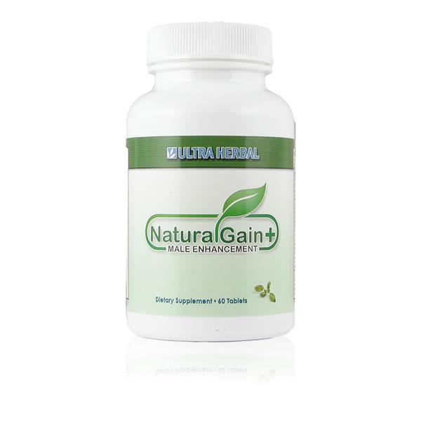 Natural Gain Plus Tabletki Na Powiększenie Penisa