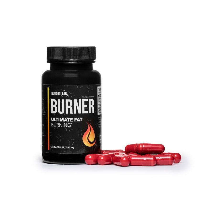 Nutrigo Lab Burner Vitalab Pl
