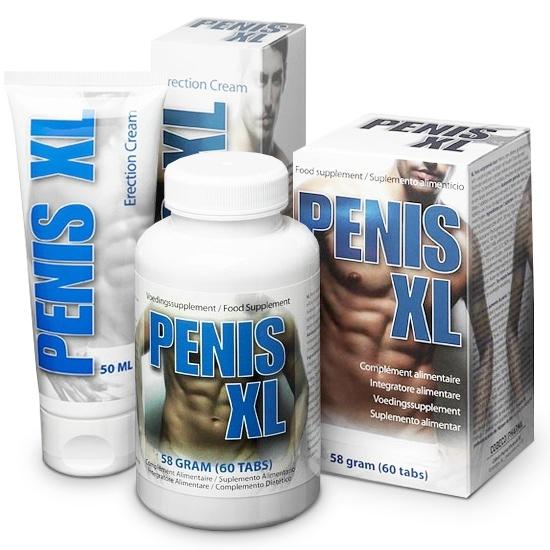 Penis Xl New Edition Zestaw Nowej Generacji