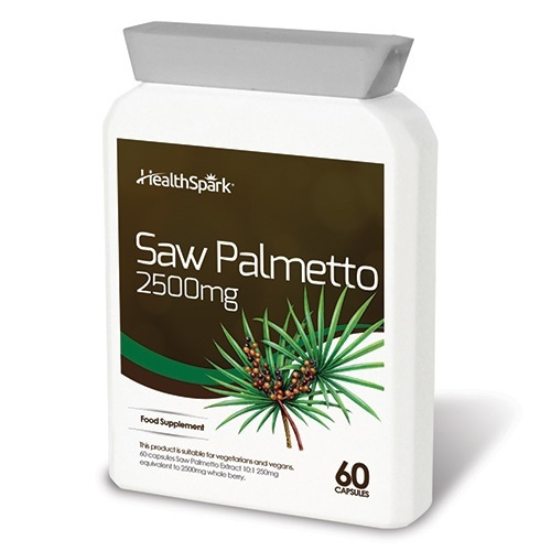 Saw Palmetto Palma Sabałowa Vitalab Pl